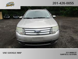 2008 Ford Taurus X for Sale in Garfield, NJ