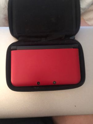 Nintendo 3DS in Red for Sale in Tempe, AZ