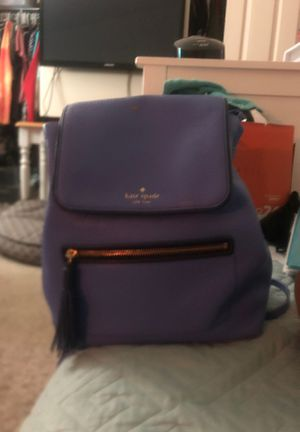 Kate Spade Leather Backpack for Sale in Los Angeles, CA