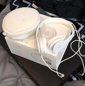 White solo dre beats for sale!! for Sale in San Jose, CA