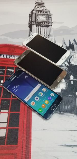 Unlocked Samsung Galaxy s6 for Sale in Shoreline, WA