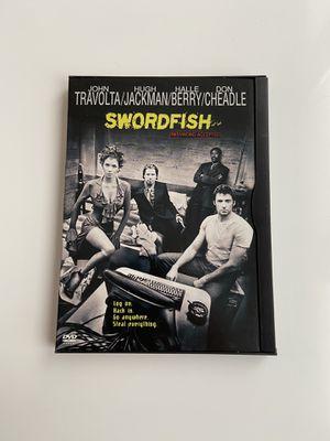 Swordfish - DVD for Sale in Euless, TX