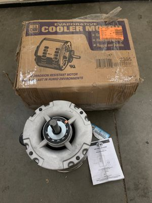 DIAL 1 HP Evaporative Cooler Motor for Sale in Walnut, CA