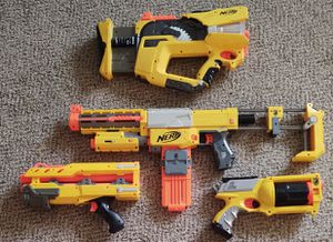 Yellow Nerf Pack for Sale in Phoenix, AZ