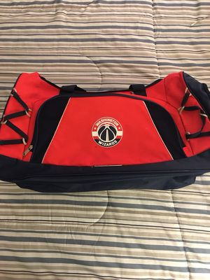 WASHINGTON WIZARDS DUFFLE BAG/GYM BAG for Sale in Baltimore, MD