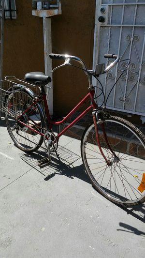 1970s 5-Speed Schwinn Womans Road Bike for Sale in Los Angeles, CA
