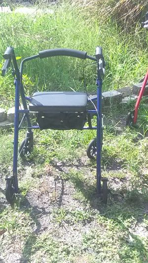 Adult Walker rollator for Sale in St. Petersburg, FL
