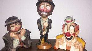 Statues me Emmett Kelly Lou Jacob for Sale in Boca Raton, FL