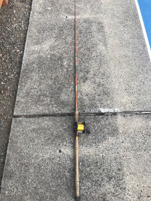 Vintage Wright McGill Fishing Rod with a Pflueger 1878 Reel for Sale in Lake Oswego, OR
