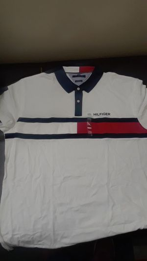 2 shirts Tommy Hilfiger 4 boxers Ralph Lauren for Sale in San Diego, CA