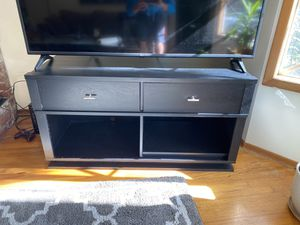 Tv stand and shelving for Sale in Portland, OR