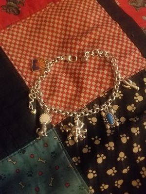 Brighton Arizona Charm Bracelet with Collectible Heart Shaped Tin for Sale in Phoenix, AZ