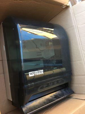 Commercial paper towel dispenser manual for Sale in Chula Vista, CA