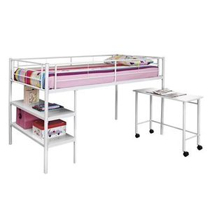 Twin size loft bed for Sale in Columbus, OH