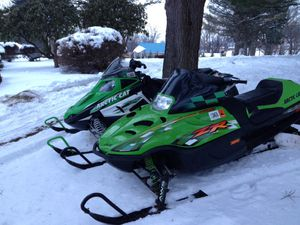 Artic cat snowmobile's for sale for Sale in Northumberland, PA