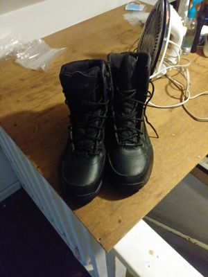 Mens work boots steel toe for Sale in St. Louis, MO