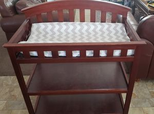 Changing table with removable pad for Sale in San Marcos, CA