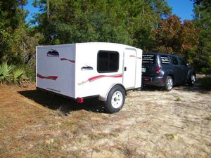 2020 Runaway Camper 6x8 for Sale in Houston, TX