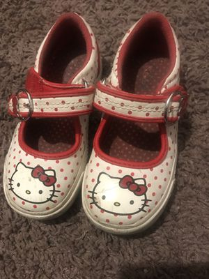 Hello kitty kids 7c for Sale in Philadelphia, PA
