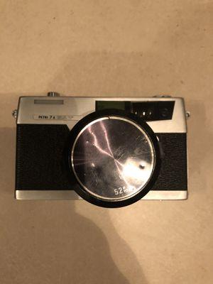 Petri 7S film camera. for Sale in Fresno, CA