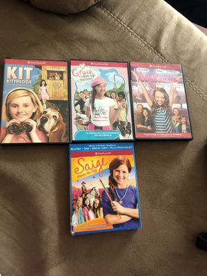 American Girl dvds for Sale in Massapequa, NY