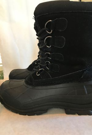 Men's size 8 All weather boot 3M Insulate waterproof shell for Sale in San Diego, CA