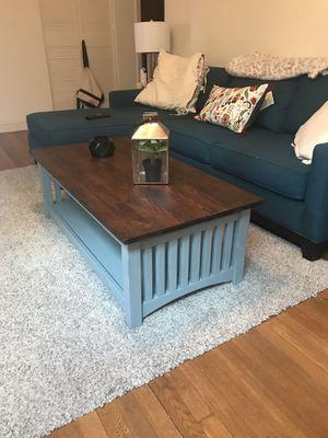 Refurbished coffee table for Sale in Arlington, VA