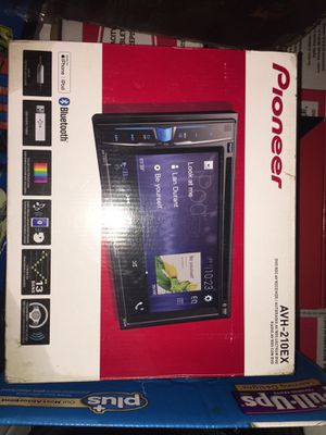 Complete stereo system including pioneer deck, kicker door speakers and 6 x 9's, back up camera that connects to the stereo, Viper car alarm system a for Sale in San Diego, CA