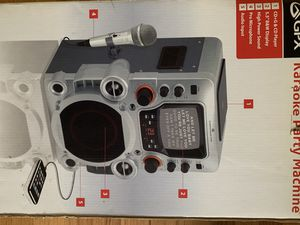 Karaoke party machine for Sale in Queens, NY