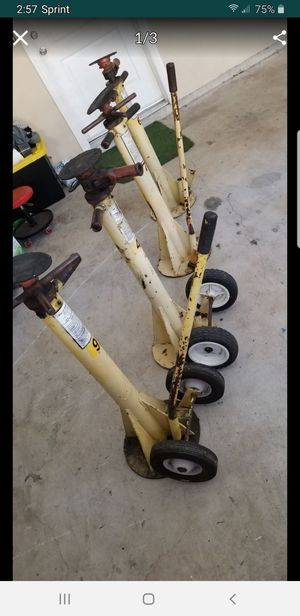 Trailer stands for Sale in Lynwood, CA