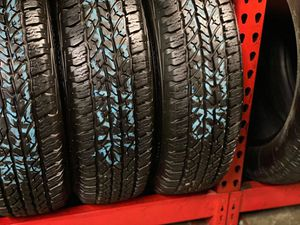 LT225/75/15 Terramax HT AS 10 Ply Labor Included for Sale in Everett, WA