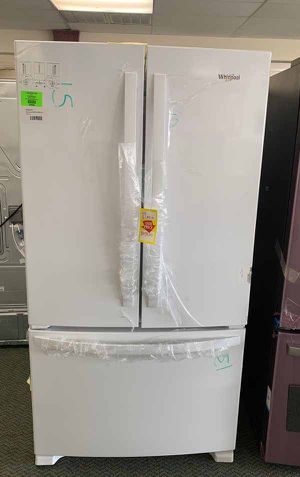 BRAND NEW WHIRLPOOL WRF535SMHW REFRIGERATOR UM for Sale in Houston, TX