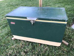 ** Vintage COLEMAN COOLER ** for Sale in Fontana, CA