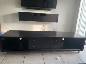 Tv stand for Sale in Palmetto Bay, FL