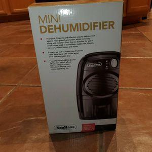 Mini Dehumidifier for Sale in Chandler, AZ
