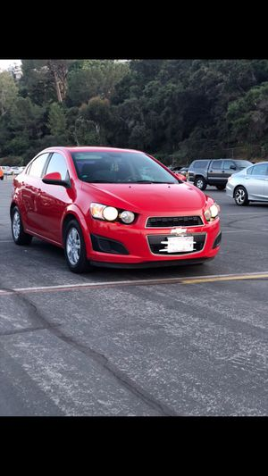 2013 Chevy Sonic for Sale in Murrieta, CA