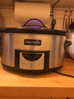 Original Crock Pot And Little Dipper Crock Pot $20 For Both for Sale in New York,  NY