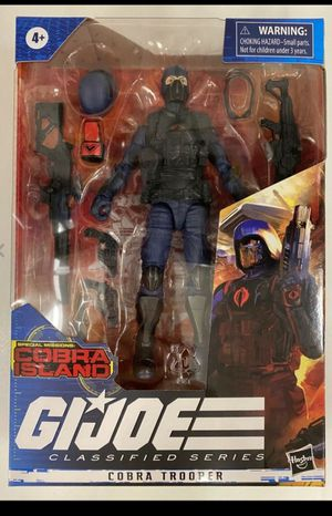 GI Joe Classified Cobra Trooper !!! Target exclusive !!! for Sale in Houston, TX