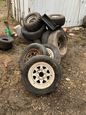 Wheels and tires for Sale in Volo, IL