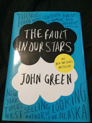 The Fault in our Stars by John Green for Sale in San Diego, CA