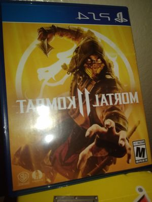 Mortal Kombat 11 for Sale in Federal Way, WA
