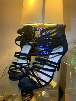 Black heels for Sale in El Centro, CA