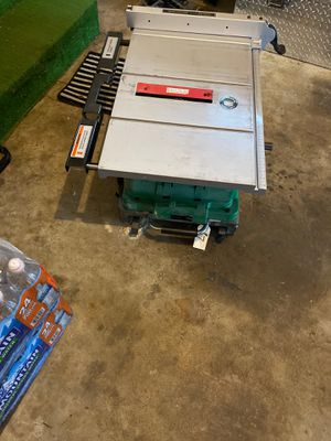 Table saw for Sale in Columbus, OH