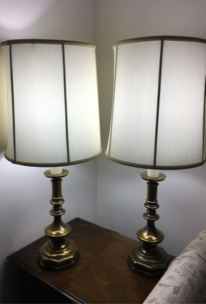 Stiffel brass lamps for Sale in Woodmere, NY