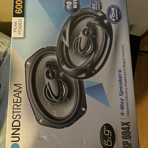 6x9 Speakers for Sale in Visalia, CA