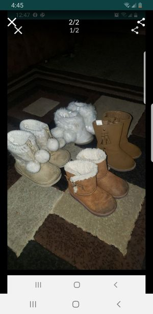 Baby Girl Boots for Sale in Montclair, CA