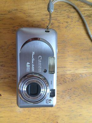 Canon PowerShot A430 digital camera for Sale in Natick, MA