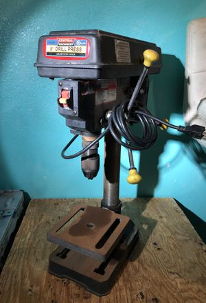 """Central machinery 8"""" drill press for Sale in Las Vegas, NV"""