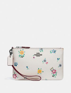 Coach Wristlet With Wildflower Print for Sale in Simi Valley, CA