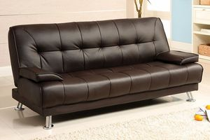 Sofa Bed/ Futon Modern $398.00 HOT BUY! IN STOCK! FREE DELIVERY for Sale in Ontario, CA